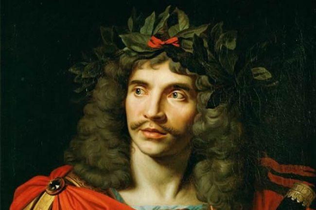 Molière - dramatik, ktorý zomrel priamo na javisku