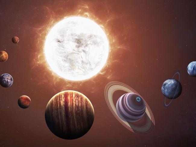 Ako dlho by ste prežili na jednotlivých planétach slnečnej sústavy?