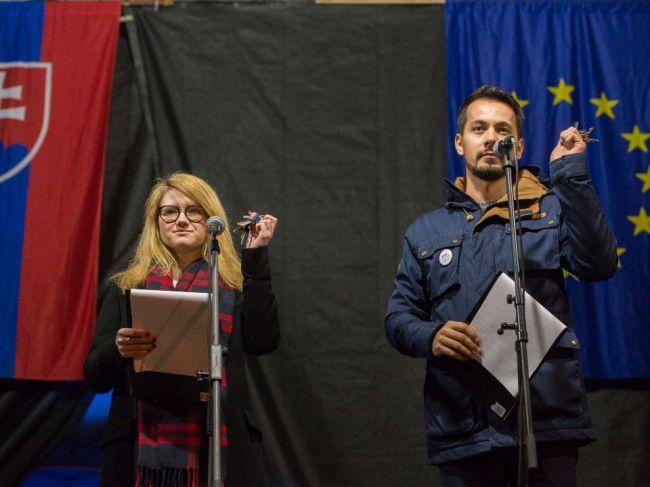 Trestné oznámenie na organizátorov protestov odmietli už v januári