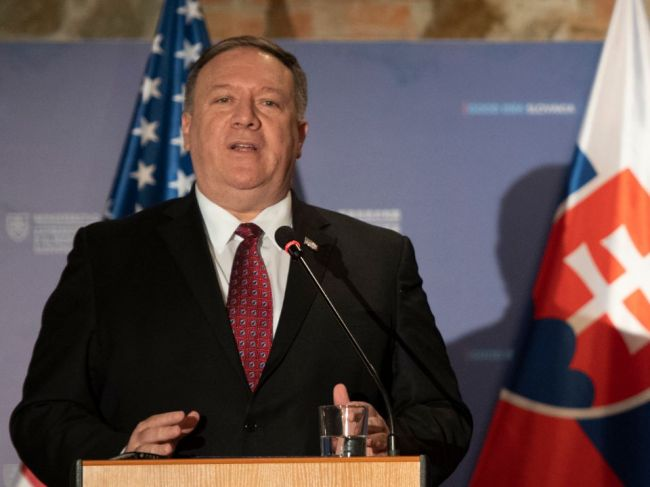 Pompeo: USA chcú posilniť vzťahy so Slovenskom v obrane aj obchode