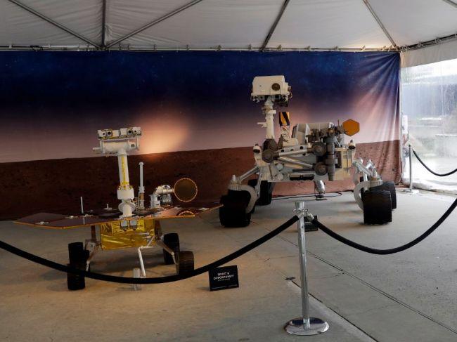 Prieskumné vozidlo Opportunity ukončilo na Marse svoju misiu