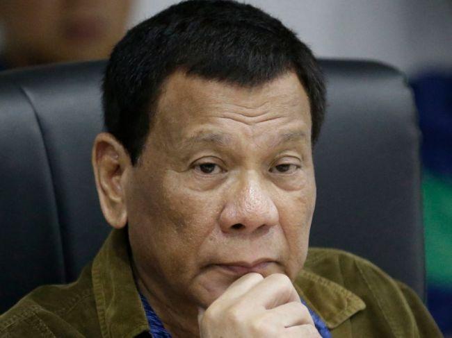 Filipínsky prezident Duterte chce premenovať svoju krajinu
