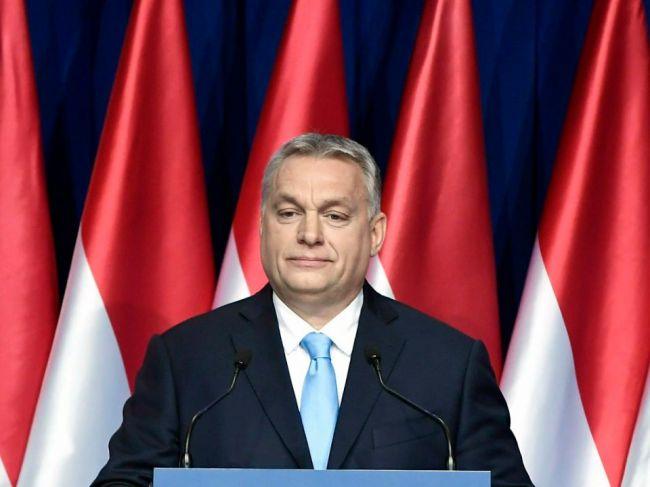 Orbán: Naším záujmom je, aby Trump opäť vyhral