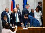 Poslanci opäť volia kandidátov na ústavných sudcov, koaliční lídri dohodu neoznámili