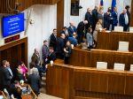 Poslanci ukončili opakovanú voľbu kandidátov na ústavných sudcov, nikoho nezvolili