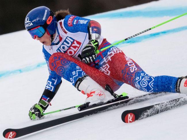 MÁME ZLATO! Petra Vlhová sa stala majsterkou sveta v obrovskom slalome