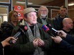 Magdoško: Farmári smerujú na strojoch do hlavného mesta z Košíc a Bardejova