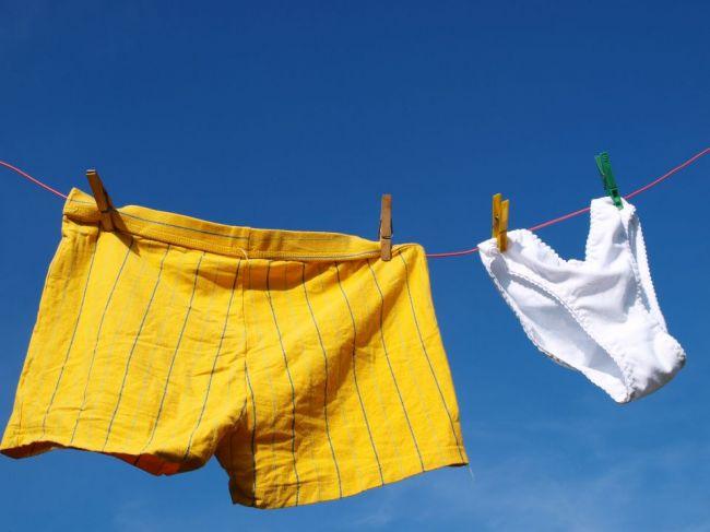 Čo sa stane, keď budete 2 a viac dní nosiť to isté spodné prádlo?