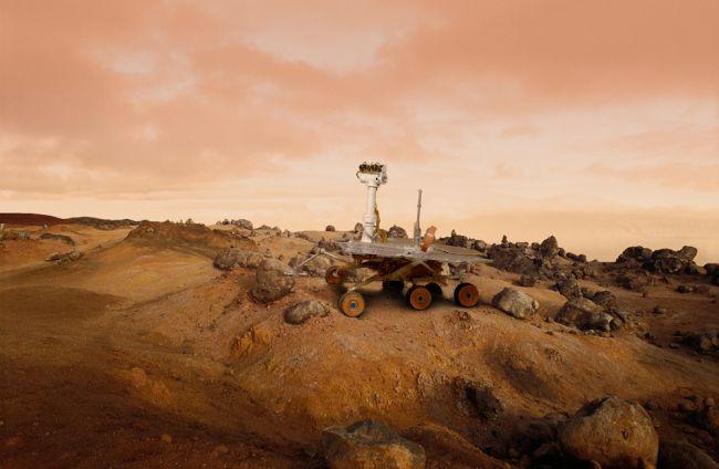 Toto boli posledné slová, ktoré NASA poslala roveru Opportunity na Mars