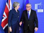 Juncker neočakáva, že stretnutie s Mayovou bude produktívne
