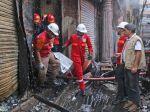 Požiar v metropole Dháka si vyžiadal 69 životov