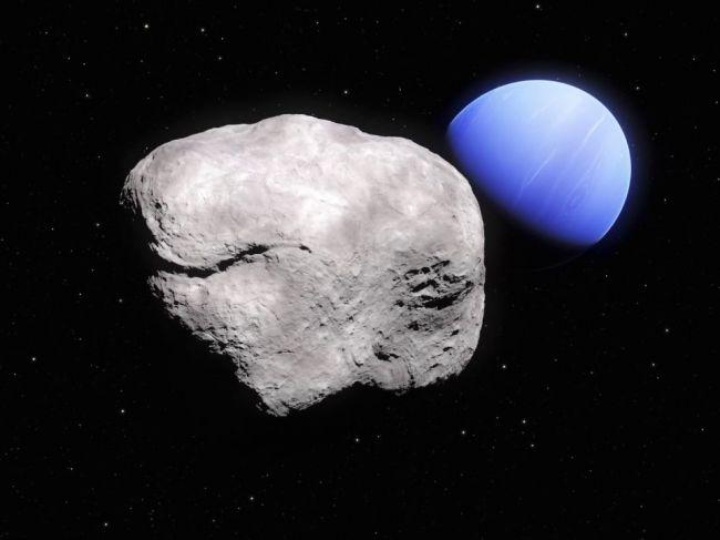 Astronómovia objavili nový mesiac v našej slnečnej sústave