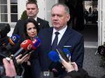 Kiska vyzval parlament na zodpovednosť pri voľbe sudcov ÚS