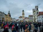 Jána a Martinu si v Banskej Bystrici prišlo pripomenúť takmer 3000 ľudí