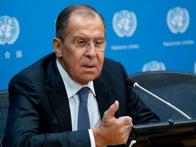 Lavrov: Rusko bude aj naďalej podporovať venezuelskú vládu prezidenta Madura