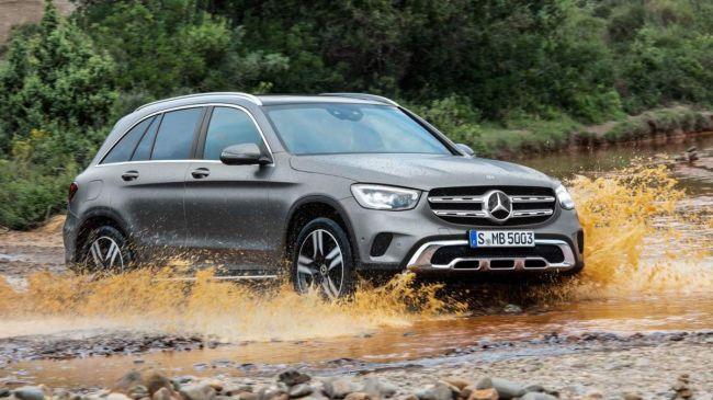 Facelift Mercedes-Benz GLC: Inšpirovaný veľkým SUV