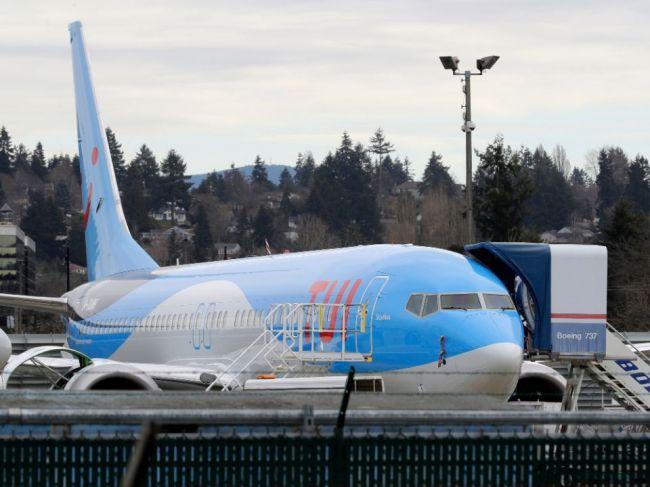 Európsky letecký dohľad EASA zakázal prevádzku Boeingov 737 Max