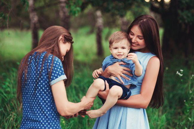 Toto sú dôvody, prečo sú tety dôležité pre vývoj dieťaťa
