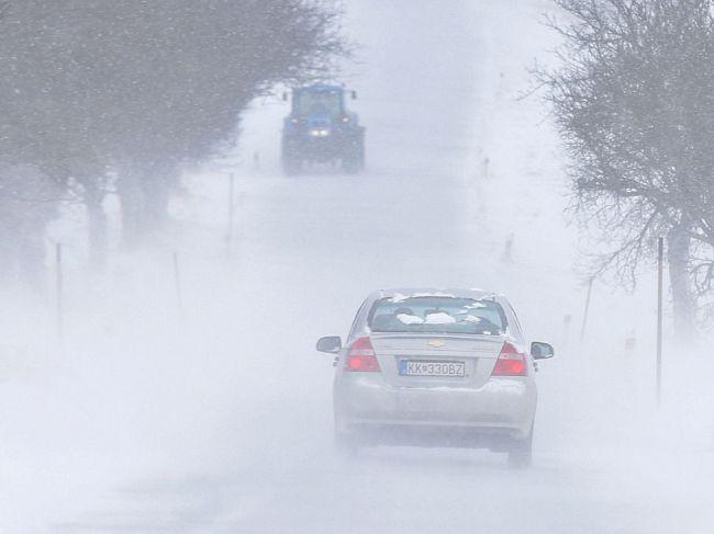 V severných okresoch platí výstraha pred možnou tvorbou snehových jazykov