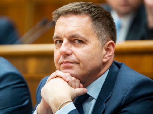 Kiska vymenoval za nového guvernéra NBS Petra Kažimíra
