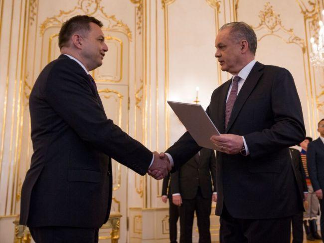 SaS: Kiska nemal do funkcie guvernéra NBS vymenovať Petra Kažimíra