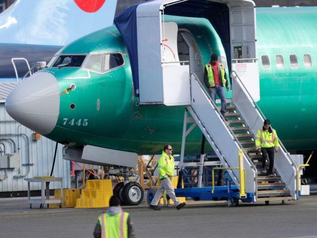 USA takisto zakázali lietanie so strojmi Boeing 737 Max