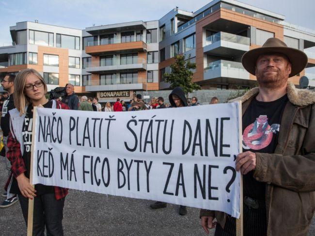 Matovič: Byt, v ktorom Robert Fico býva, je už majetkom ľudí