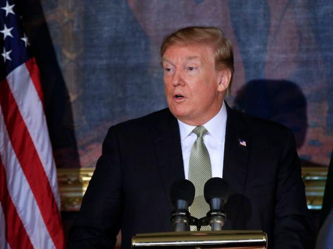 Senát schválil návrh na blokovanie Trumpovho stavu núdze