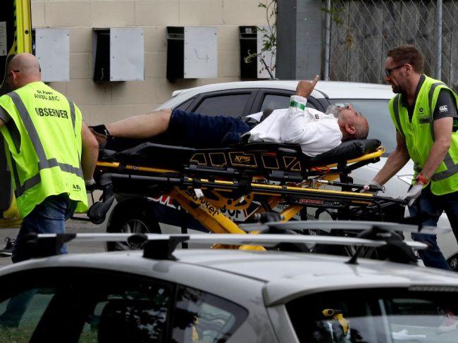 Mŕtvi a zranení po streľbe v dvoch mešitách v meste Christchurch
