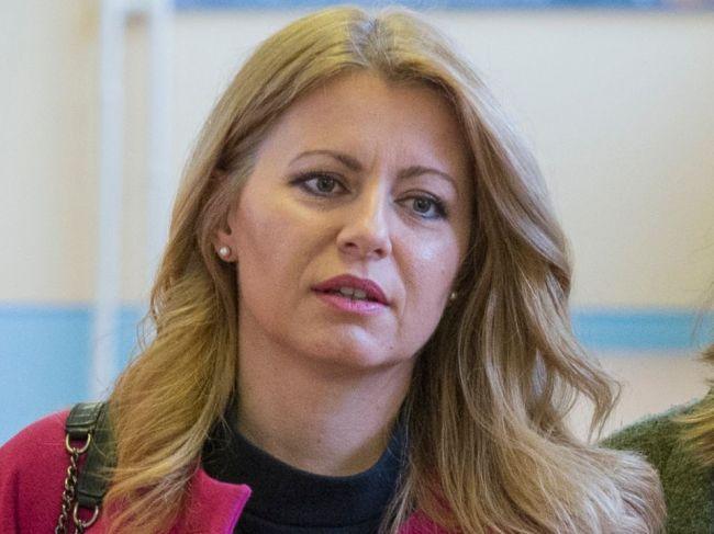 Čaputová je rada, že v 2. kole prezidentských volieb nebude extrém