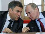 Volodin navrhol vymáhať od Ukrajiny straty za obdobie, kým bol Krym