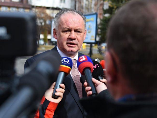 Kiska: Výsledky volieb ukázali, že Slováci chcú slušnú a spravodlivú krajinu