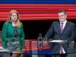 Čaputová a Šefčovič nie sú kandidátmi zmeny, tvrdia Hrabko a Marušiak