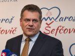 Šefčovič sa v prípade zvolenia za prezidenta zriekne imunity