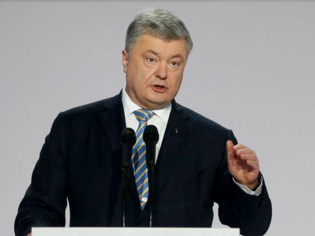 Porošenko uzákonil sankcie na firmy a osoby zapojené do ruskej agresie