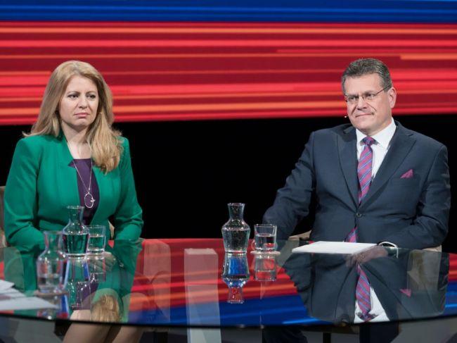 Prezidentské voľby: Takéto sú výsledky prieskumu v druhom kole
