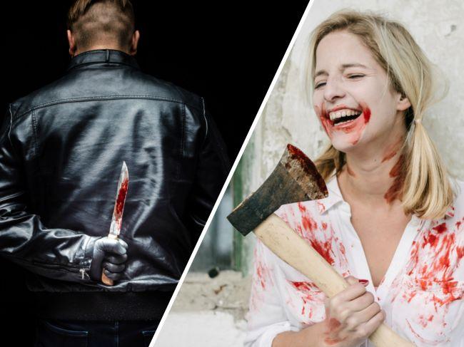 Prečo si mužskí a ženskí sérioví vrahovia vyberajú rozdielne obete?