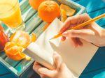 Najúčinnejší spôsob, ako schudnúť, zahŕňa pero a papier