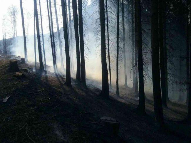 105 hasičov zasahuje na Kysuciach