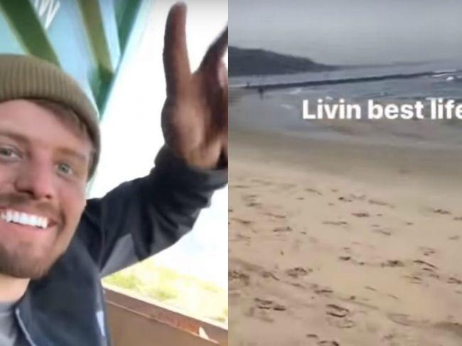Video: Muž naskočil na vlak bez lístka. Bez povšimnutia precestoval viac ako 2000 km