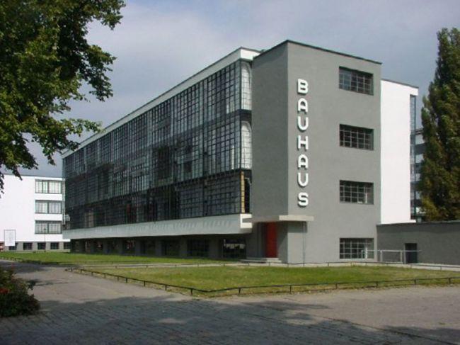 Výtvarná škola Bauhaus mala vplyv aj na umenie v Československu