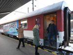 ZSSK vypraví počas Veľkej noci 2 mimoriadne rýchliky a 18 posilových vlakov