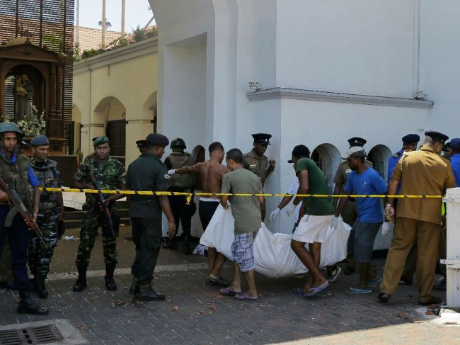 Na Srí Lanke došlo k ôsmemu výbuchu