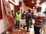 Z útokov na Srí Lanke je podozrivá miestna islamistická skupina