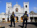 Počet obetí útokov na Srí Lanke sa zvýšil na 310 mŕtvych; polícia zadržala 40 osôb
