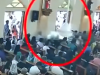 VIDEO: Kamery zachytili príchod atentátnika do Kostola sv. Šebastiána