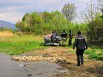 Polícia vo vodách priehrady v Boleráze hľadá utopeného muža