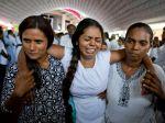 Zo Srí Lanky hlásia ďalší výbuch