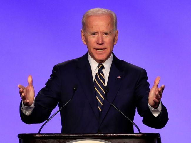 Bývalý americký viceprezident Joe Biden ohlásil prezidentskú kandidatúru