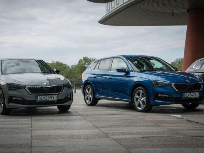 VIDEO: Ako jazdí Škoda Scala s litrovým trojvalcom? Zisťovali sme na prvej jazde!